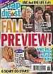 9-2-08 Soap Opera Digest  FALL PREVIEW-KRISTOFF ST. JOHN