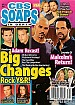 9-22-14 CBS Soaps In Depth SHEMAR MOORE-JUSTIN HARTLEY