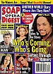 9-28-99 Soap Opera Digest ALTERNATIVE COVER ISSUE