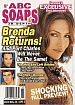 9-3-02 ABC Soaps In Depth  VANESSA MARCIL-CAMERON MATHISON