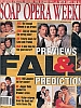 9-7-93 Soap Opera Weekly  KRISTINA WAGNER-MORGAN FAIRCHILD