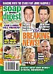 9-8-14 Soap Opera Digest  JUSTIN HARTLEY-SHEMAR MOORE