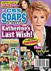 9-9-13 CBS Soaps In Depth  JEANNE COOPER-JACOB YOUNG