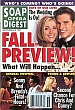 9-9-97 Soap Opera Digest  RON RAINES-CYNTHIA WATROS